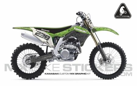 Design 126 - Kawasaki KXF 450  2016 - 2018