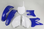 Sada plastů UFO YZ 125-250 02-05-999-OEM standartní barvy