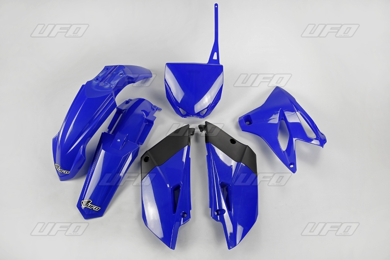 Sada plastů YZ 85 2015-089-modrá