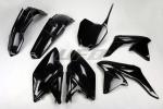 Sada plastů RMZ 250 2014-001-černá