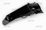 Zadní blatník enduro-001-černá