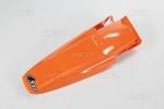 Zadní blatník KTM-127-oranžová (03-)