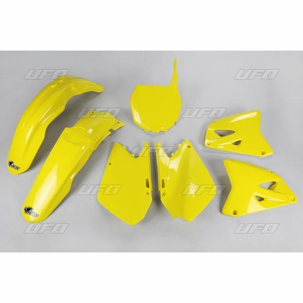 Sada plastů UFO RM 125-250 2003-2005-102-žlutá RM 02-