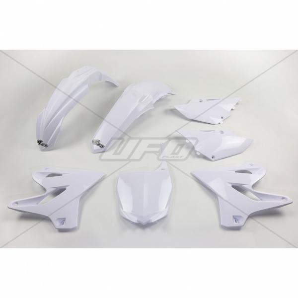Sada plastů YZ 125-250 2015-046-bílá Yamaha