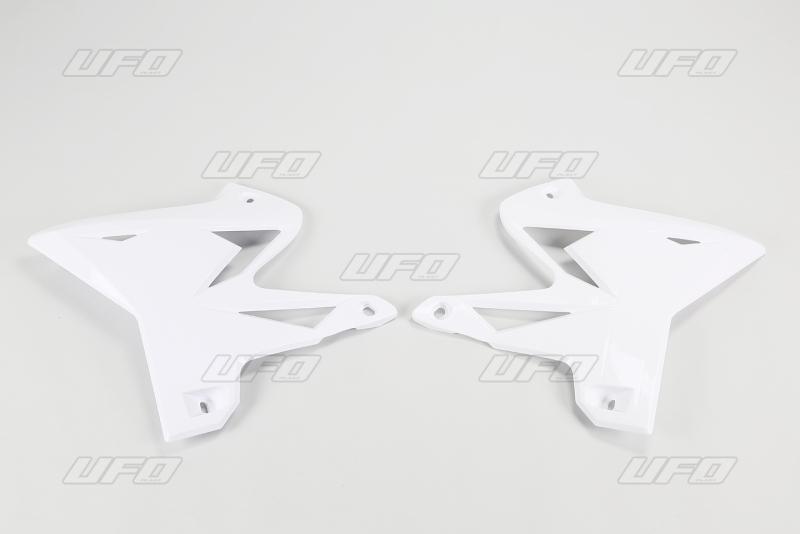 Spoilery YZ UFO Design-046-bílá Yamaha