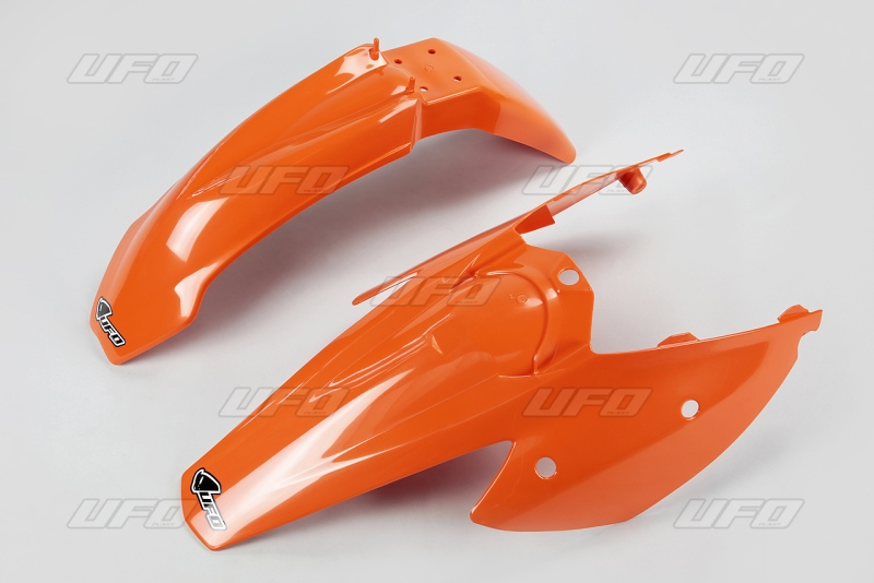 Sada blatníků KTM SX-SXF 2004-2006-999-OEM standartní barvy