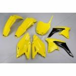 Sada plastů RMZ 450 2013--102-žlutá RM 02-