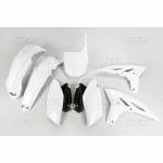 Sada plastů YZF 250 2011-046-bílá Yamaha