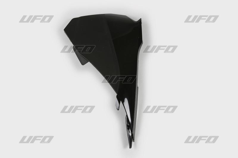 Kryt vzd. filtru SXF levý 2013-001-černá