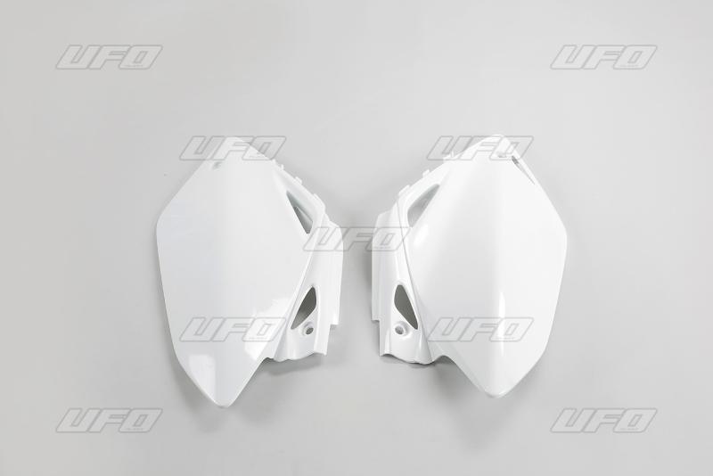 Bočnice CRF 450 07-041-bílá