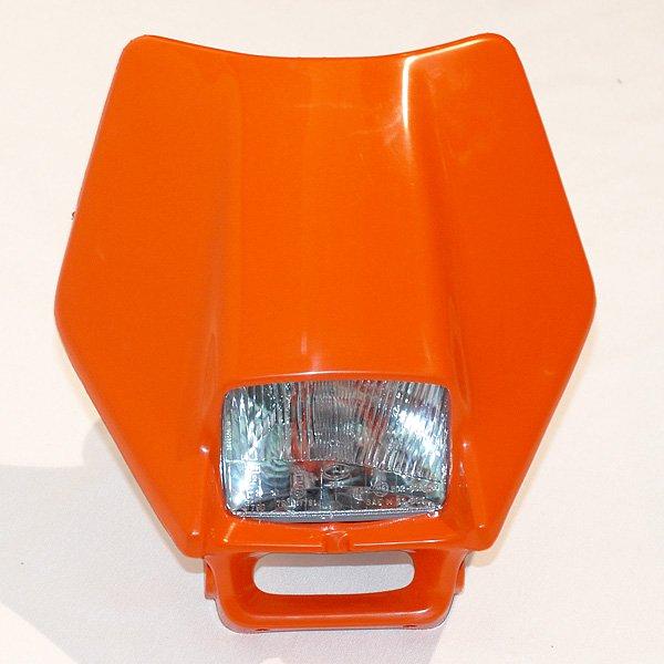 Maska se světlem 12V halogen