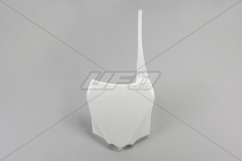 Číslová tabulka-047-bílá KX
