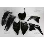 Sada plastů RMZ 250 2011-001-černá