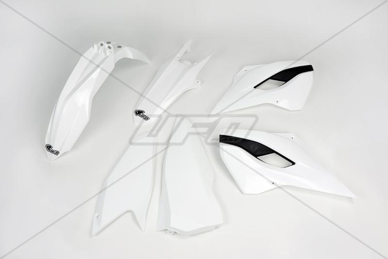 Sada plastů TE-FE 125-250-300-350-450 2015-041-bílá