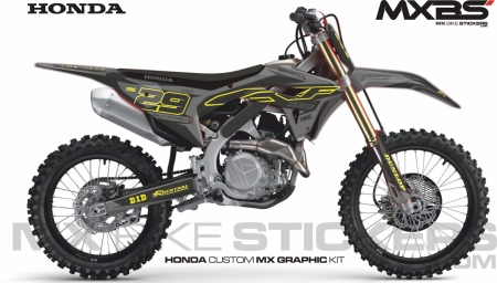 Design 200 - Honda CRF R 450  2021 - 2021