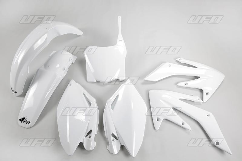 Sada plastů UFO-041-bílá