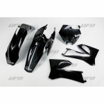 Sada plastů UFO KTM 85 06-10-001-černá