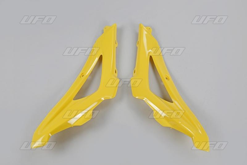 Spoiler HVA-103-žlutá HVA
