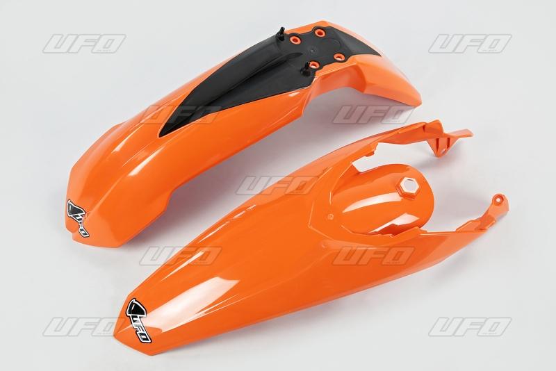 Sada blatníků KTM SX-SXF 2011-2012-127-oranžová (03-)