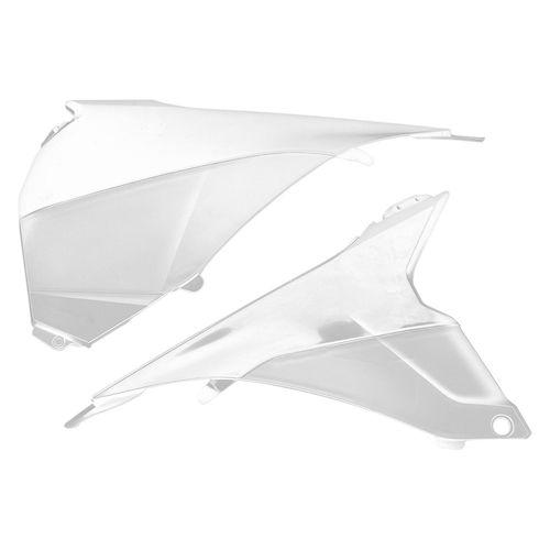 Kryt vzduch. filtru KTM EXC 2014-047-bílá KX