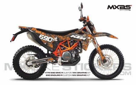 Design 239 - KTM SMC 690  2019 - 2021