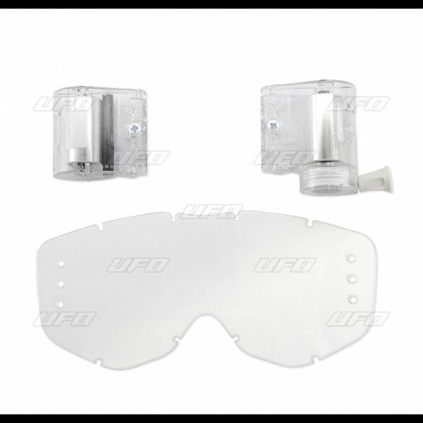 Roll Off systém se sklem do brýlí Sirius