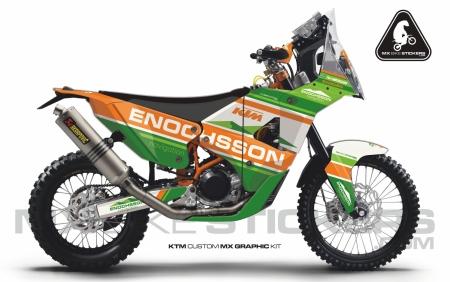 Design 112 - KTM RALLY REPLICA 450  2016 - 2018