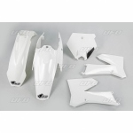 Sada plastů UFO KTM 85 06-10-047-bílá KX