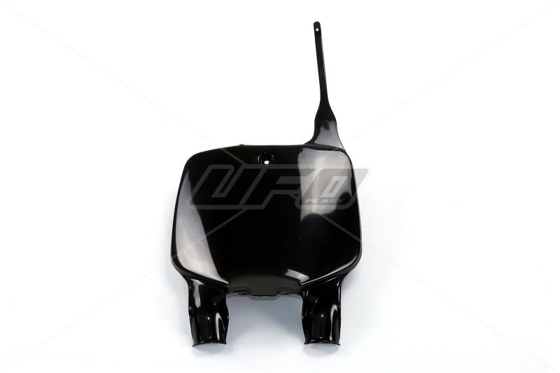 Přední číslová taulka KX-001-černá
