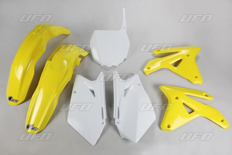 Sada plastů UFO RMZ 450 07-999-OEM standartní barvy