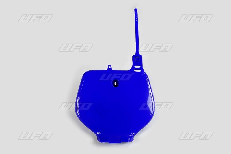 Přední číslová tabulka-089-modrá