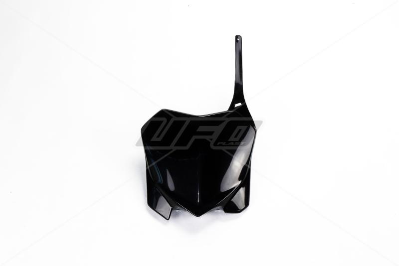 Číslová tabulka CRF-001-černá