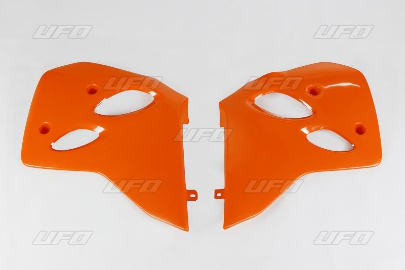 Spoiler KTM LC4 EGS-SX-SC-127-oranžová (03-)