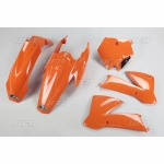 Sada plastů UFO KTM 85 04-05-127-oranžová (03-)