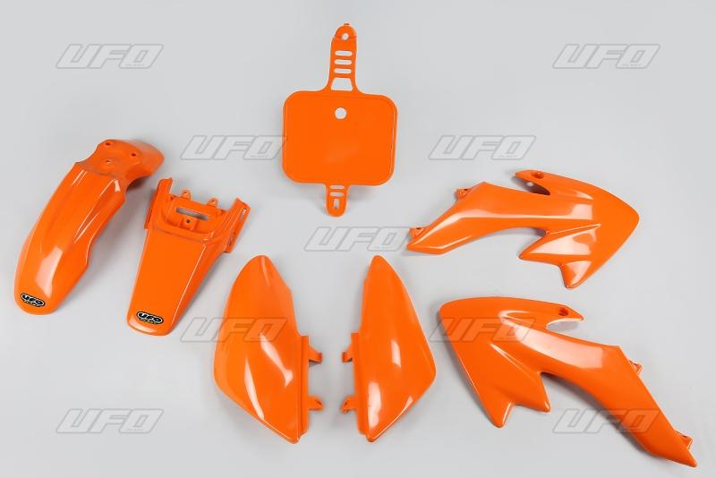 Sada plastů CRF 50 04--127-oranžová (03-)
