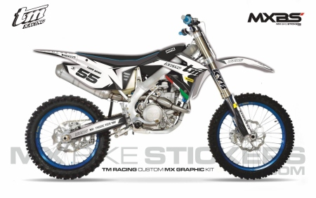 Design 246 - TM MX 250  2015 - 2021, TM MX 450  2015 - 2021