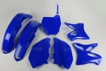 Sada plastů UFO pro USA-089-modrá