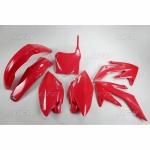 Sada plastů UFO-070-červená Honda