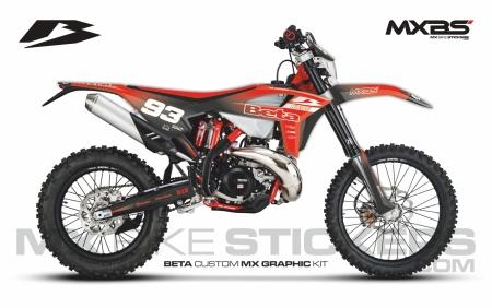 Design 224 - Beta RR 350  2020 - 2022, Beta RR 450  2020 - 2022, Beta RR 250  2020 - 2022