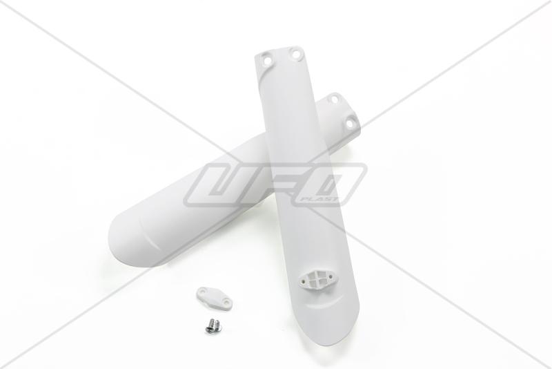 Chránič přední vidlice SX-SXF (2015) -047-bílá KX