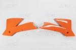 Spoiler KTM SX-127-oranžová (03-)