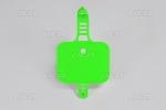 Přední číslová tabulka CRF 50-026-zelená KX org.