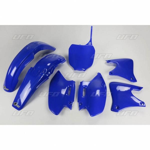 Sada plastů UFO YZF 250 01-02 -089-modrá