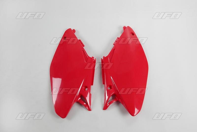 Bočnice CR-070-červená Honda