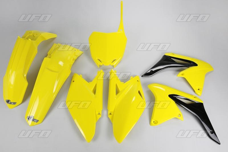 Sada plastů RMZ 250 2011-102-žlutá RM 02-