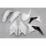 Sada plastů RMZ 250 2013--041-bílá