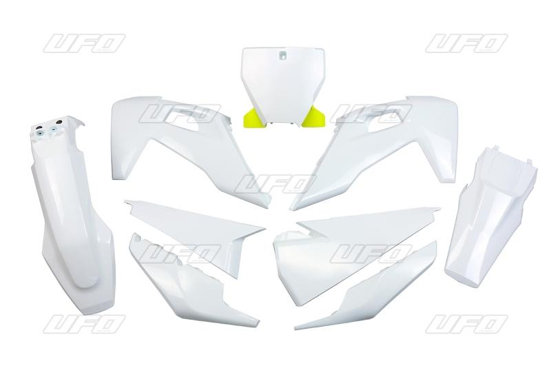 Sada plastů TC-FC 2019-041-bílá