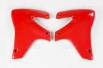 Spoiler XR-069-červená tmavá