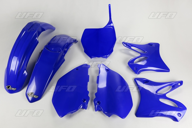 Sada plastů UFO YZ 125-250 -089-modrá