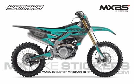 Design 177 - Yamaha YZF 450  2018 - 2021